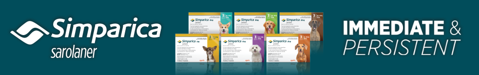 Simparica (sarolaner) Chewables Dogged Protection